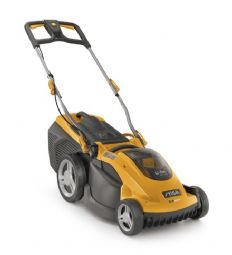 Stiga SLM4048AE Lawnmower - 48V - C/W Battery & Charger | Mcloughlinsgardenmachines.ie